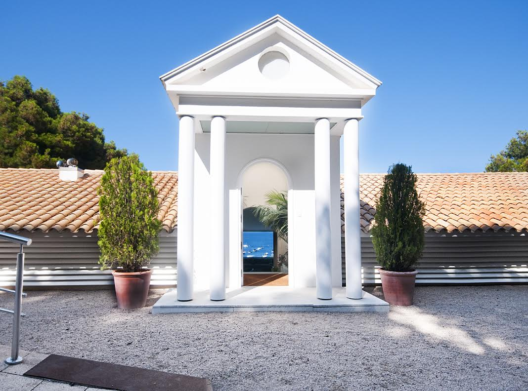 Entree De Villa Photo luxury villa for sale in aiguablava, begur - oi blog
