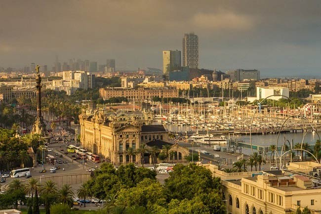 Barcelona is the best option for purchasing a second residence