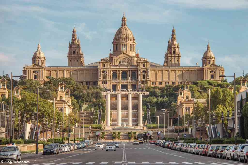 Montju c the place where barcelona is reborn - Hotel palace de barcelona ...