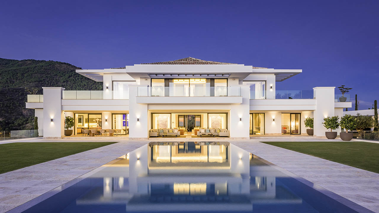 The Second Most Expensive House In Spain Is Located Marbella